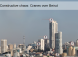 Executive Magazine Creates Panorama of Cranes in Beirut