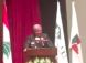 Lebanese Student Faces Off With Minister Of Interior Nouhad Al-Machnouk