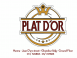Plat D'or