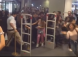 Lebanon's Fashionistas Stampede H&M Like Zoo Animals