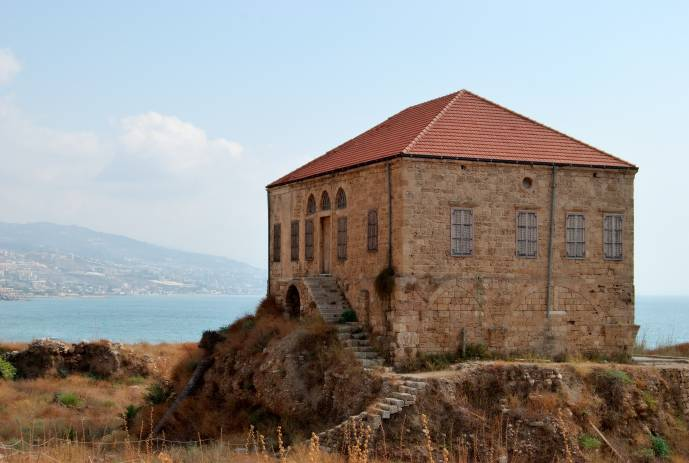 10 traditional lebanese houses that will make you want to for Modern house lebanon